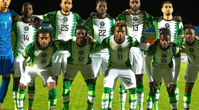 3 Things We Learned From the Super Eagles' October Friendlies