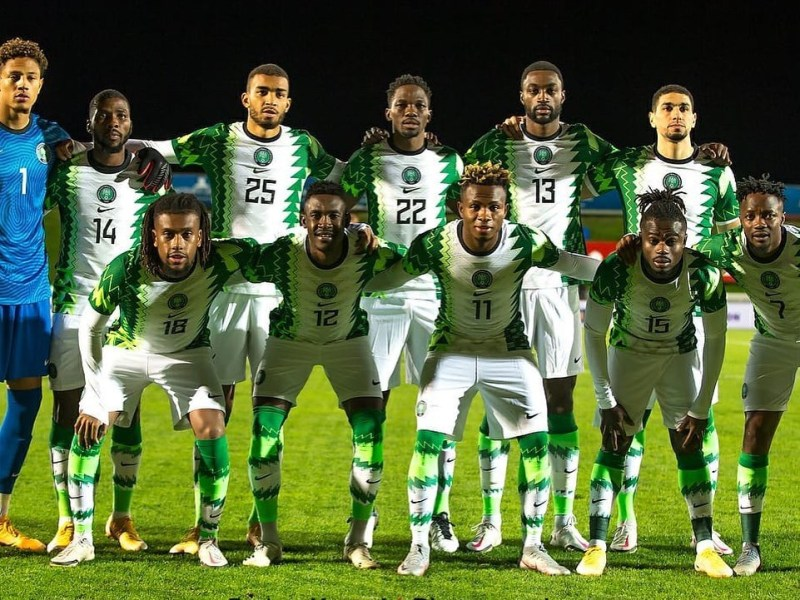 Super Eagles vs Tunisia