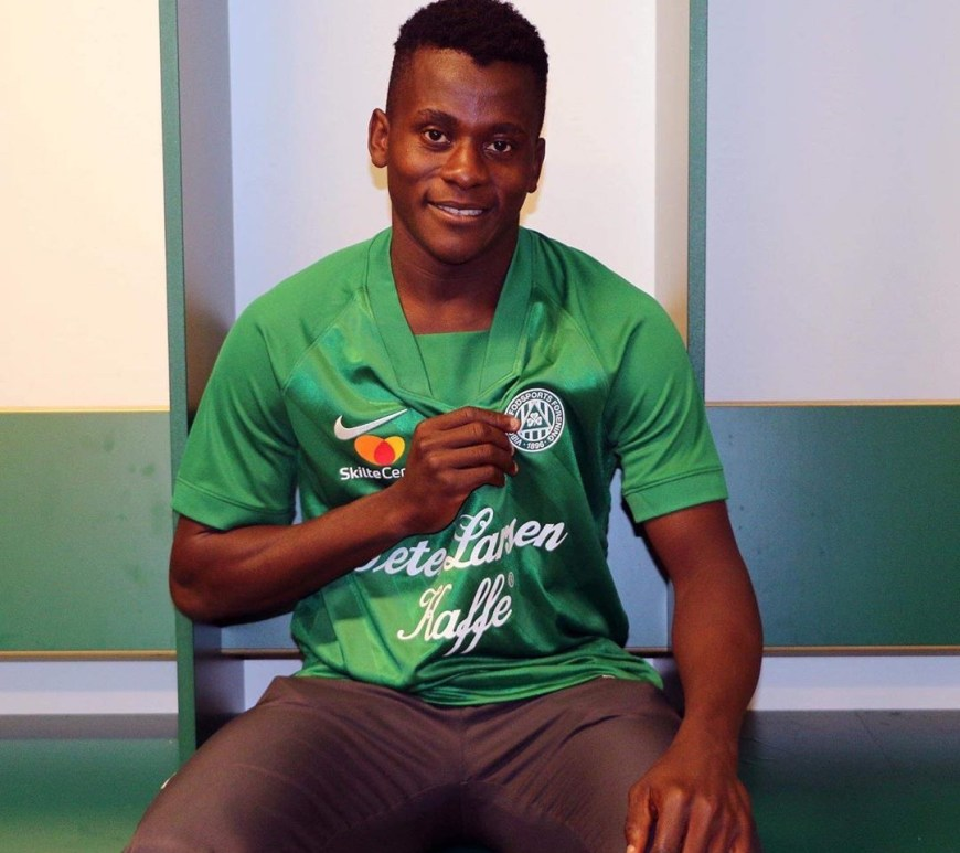 Ibrahim Said joins Viborg FF