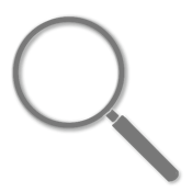MAGNIFYING-GLASS-GRAY