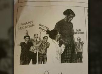richfield racist lesson