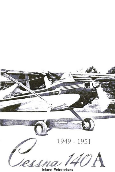 Cessna Model 210 Parts Catalog for 1960 & 1961