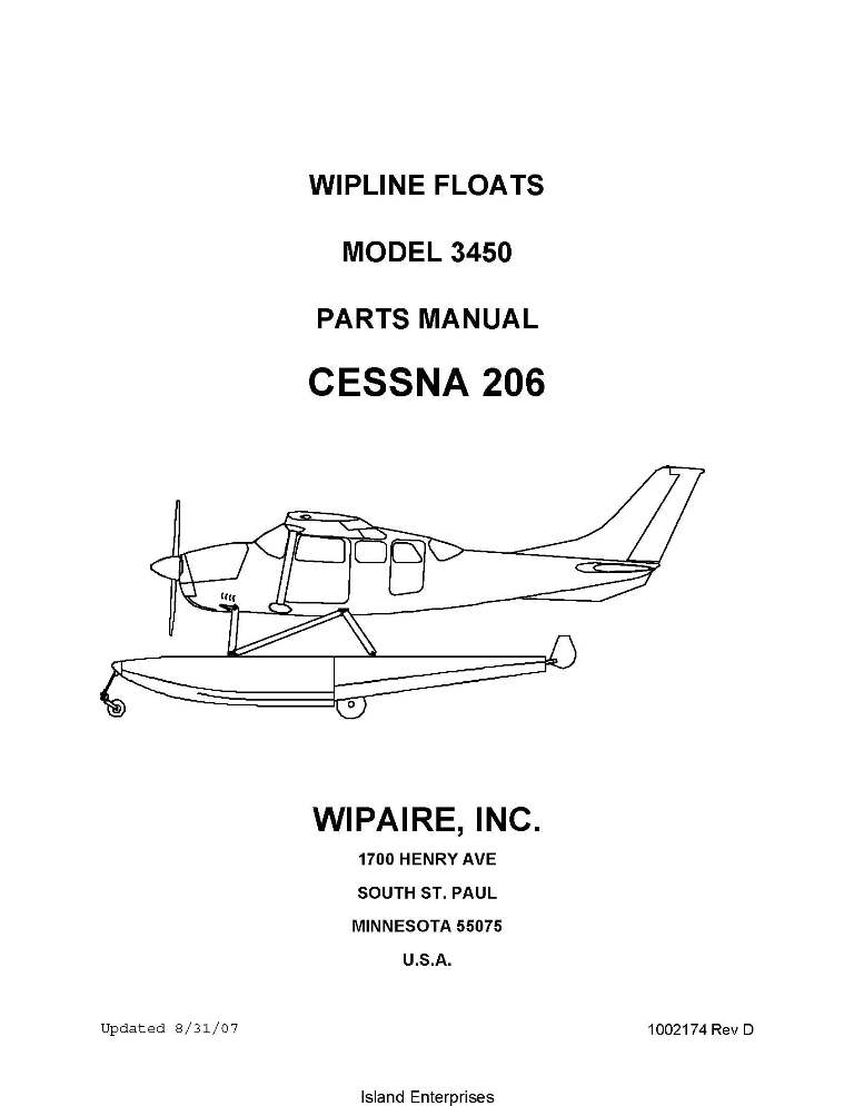 Piper meridian operation Manual
