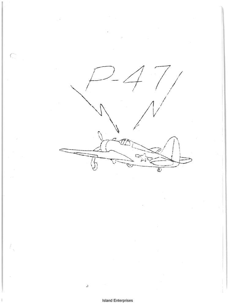 Republic P-47 Flight Manual