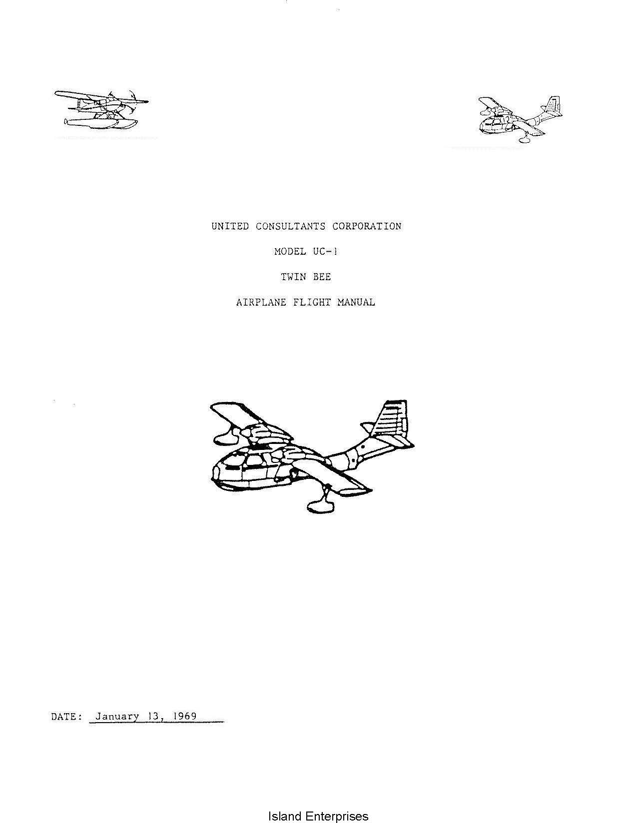 Airplane Flight Manual B300c