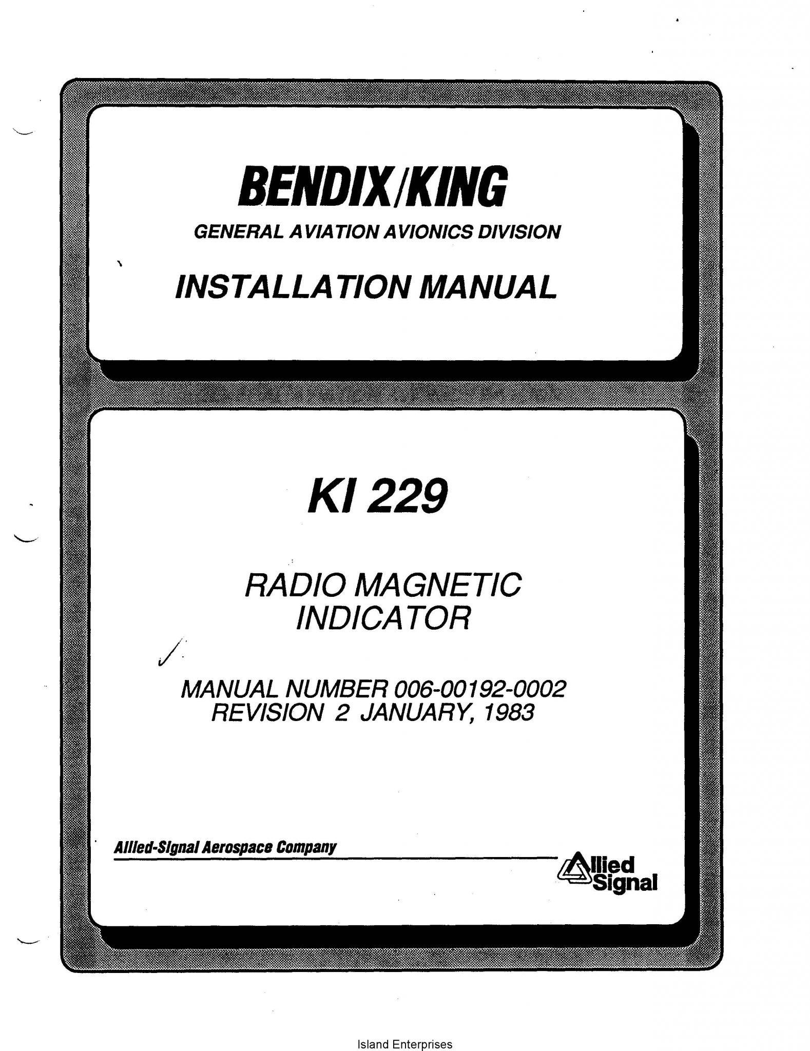 Bendix king kln 94 avionics quick reference book manual by qref p.