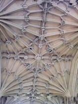 Divinity School ceiling, Oxford
