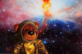 teddy space