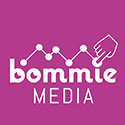 Bommie media logo