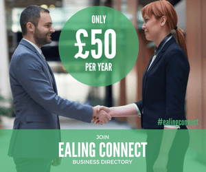 join ealing connect networking