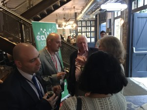 speed networking evening event with ealing connect