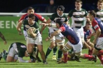 Ed Siggery v London Scottish
