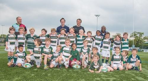 Ealing Minis Rugby - U8s