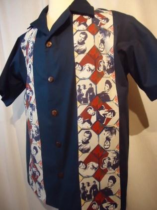 Star Trek panel shirt