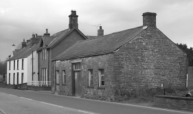 Park Holm and one of the old smithy's
