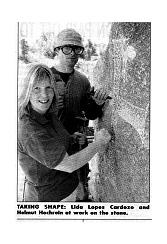 Eden Memorial Stone