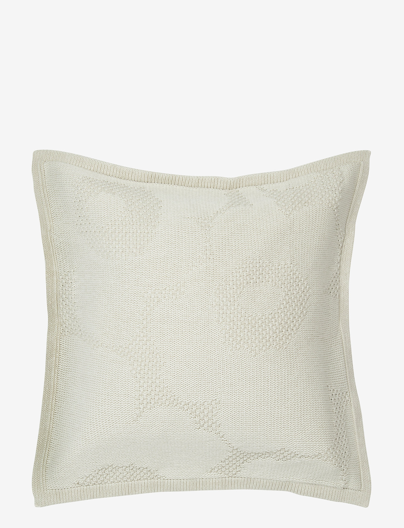 unikko knitted cushion cover