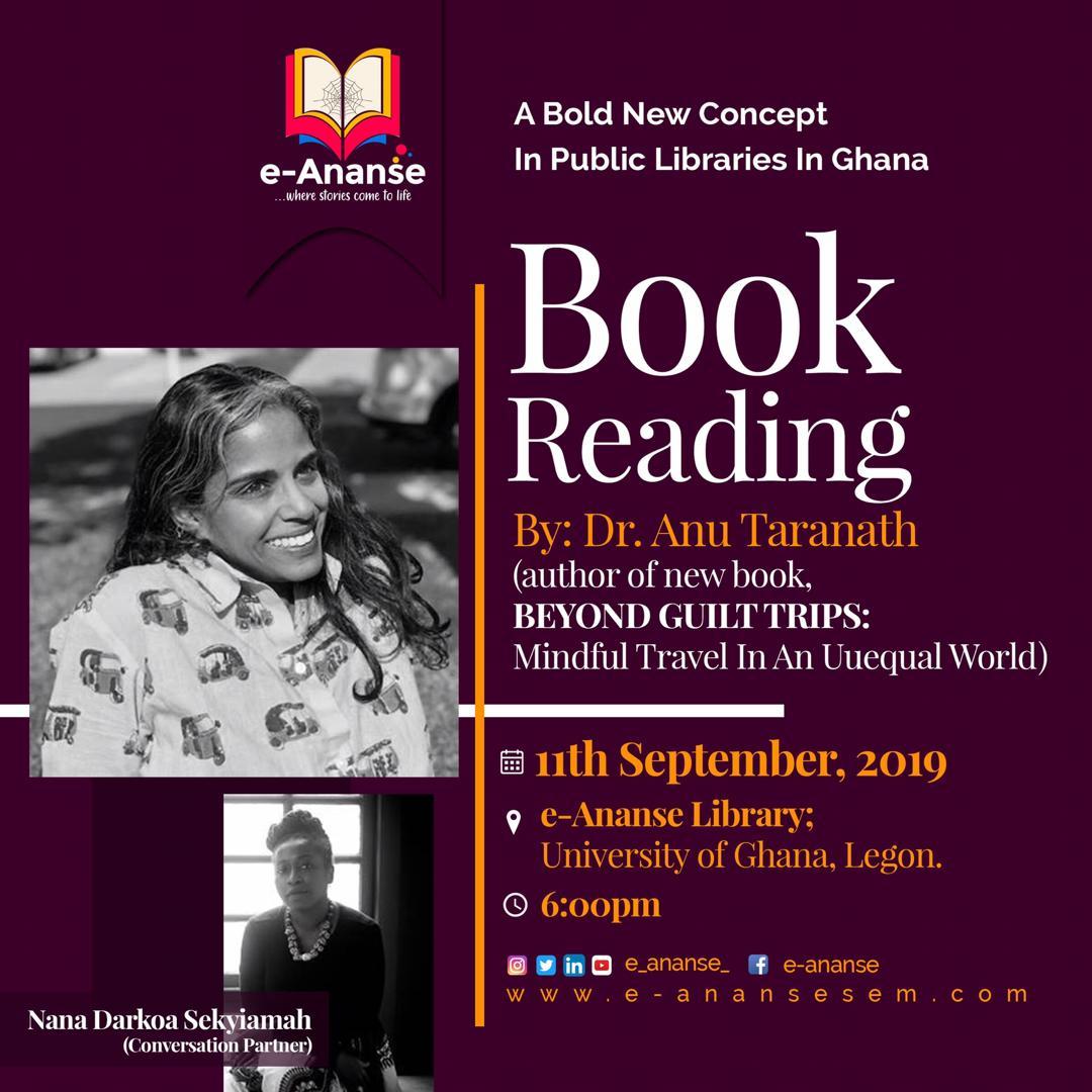 Dr Anu Taranath (11th September 2019)