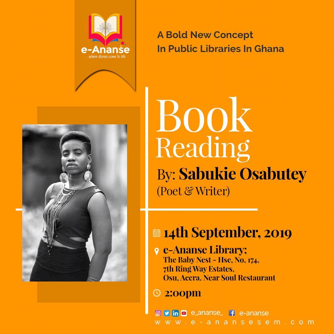 Sabukie Osabutey (14th September 2019)