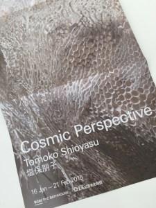 塩保朋子『Cosmic Perspective』