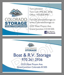 Business cards el signs business cards print front back reheart Gallery