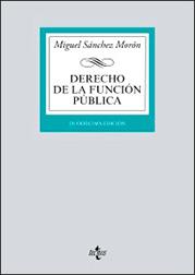 Portada Derecho de la función pública