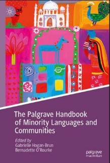 Portada The Palgrave Handbook of Minority Languages and Communities