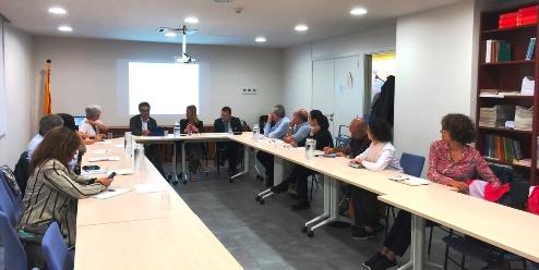 Reunió de la Xarxa de Comitès d'Ètica de l'Administració de la Generalitat i de les entitats del seu sector públic