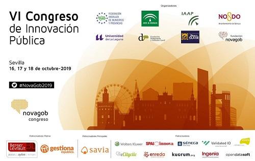 Cartell VI Congreso de Innovación Pública