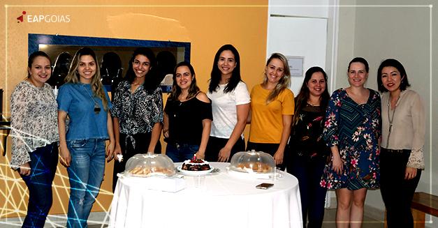 Ariane Gomes, da Turma VI da Especialização em Odontopediatria