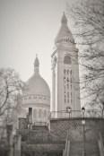 Sacré-Coeur, Montmartre, Paris