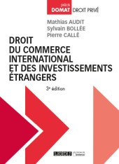 droit-du-commerce-international-et-des-investissements-etrangers-9782275054728