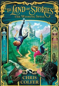 Land of Stories The Wishing Spell