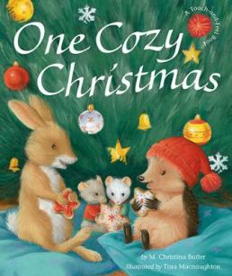 One Cozy Christmas by M. Christina Butler