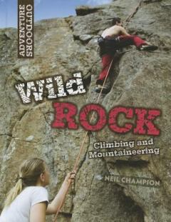 Wild Rock: Climbing and Mountaineering by Neil Champion
