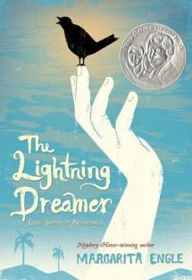 The Lightning Dreamer by Margarita Engle