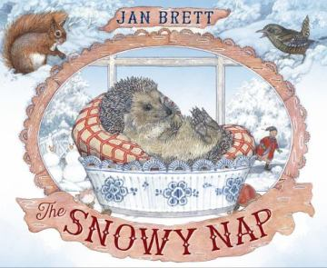 The Snowy Nap by Jan Brett