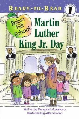 Martin Luther King, Jr. Day by Margaret McNamara