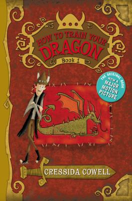 How to Tame Your Dragon by Cressida Cowell