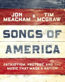Songs of America by Meacham and McGraw