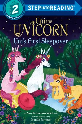 Uni's First Sleepover by Amy Krouse Rosenthal