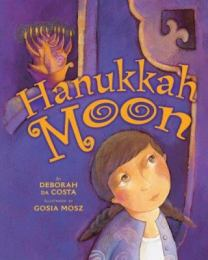 Hanukkah Moon by Deborah da Costa