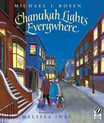 Chanukah Lights Everywhere by Melissa Iwai