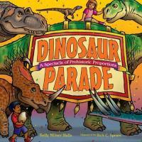 Dinosaur Parade by Kelly Halls