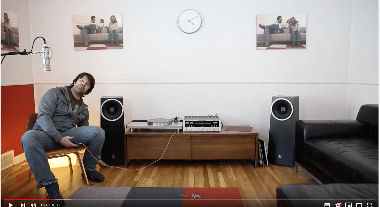 Zu a kopár helyen – avagy Sean Casey tippjei saját tervezésű hangdobozának a beállításhoz