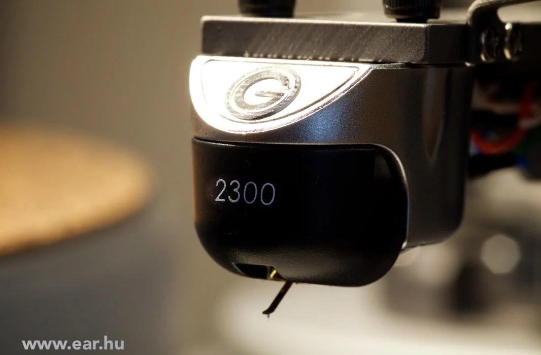 A külsős – Goldring 2300 hangszedő