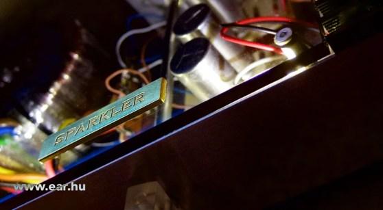 Sparkler 505 amplifier