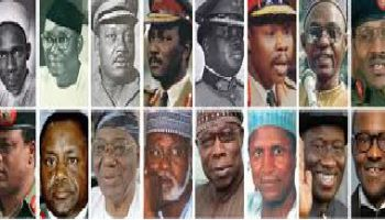 Nigerian Presidents from 1960 to Date Image
