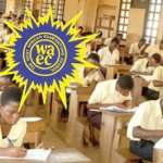 Students Writing WAEC Exam