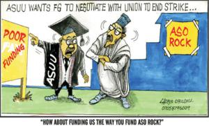 ASUU and Minimum Wage